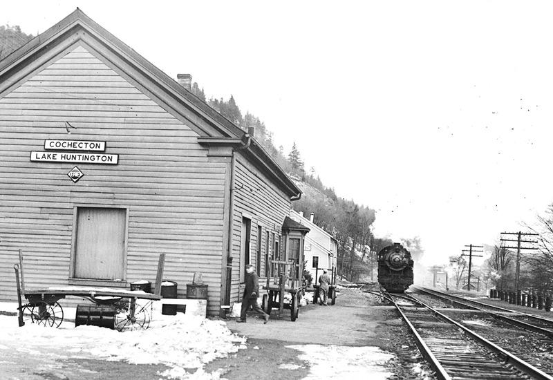 Cochecton Railroad Station