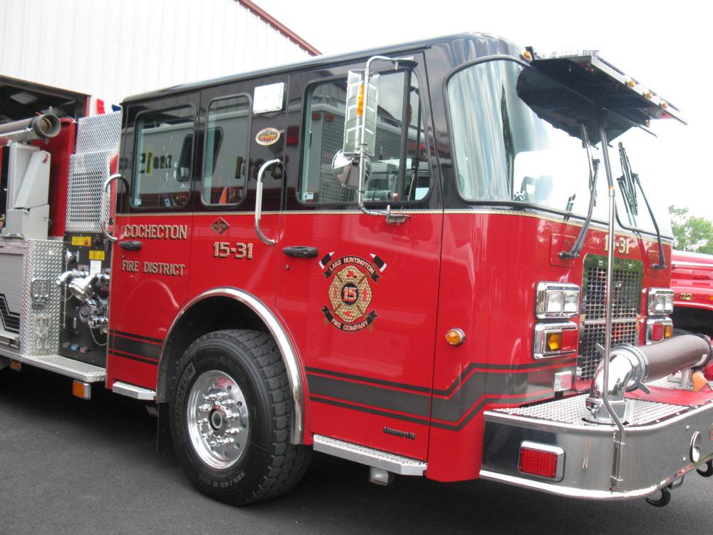 Fire Truck 15-31 Cochecton